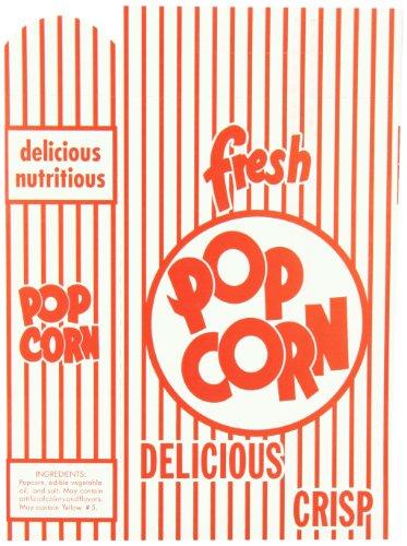 Snappy Popcorn 3E Close-Top Popcorn Box, 100/Case, 6 Pound by Snappy Popcorn (Image #3)