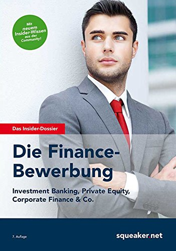 die-finance-bewerbung-investment-banking-private-equity-corporate-finance-co-german-edition