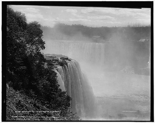 Photo: Terrapin Point,Horseshoe Falls,Niagara River,Ontario,New - New In Falls Niagara Shopping York