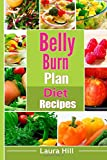belly burn plan diet recipes: recipes to help you burn belly fat fast