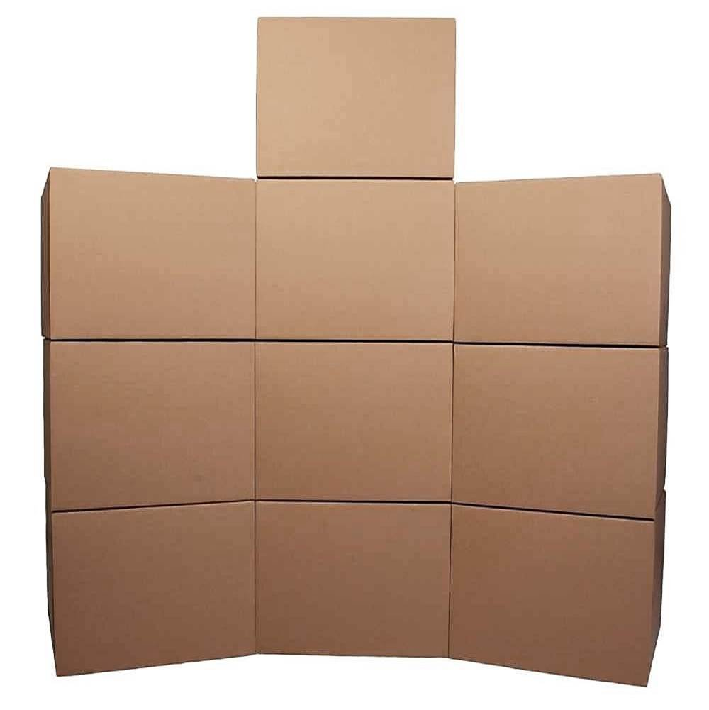 X-Large Moving Boxes (10-Pack) - Brand: Cheap Cheap Moving Boxes