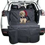 Cargo Liner Cover, OUTAD Waterproof and Non Slip Backseat Dog Seat for SUV, Trunks, Adjustable Universal Fit for Any Animal (78.0×42.0inch) For Sale