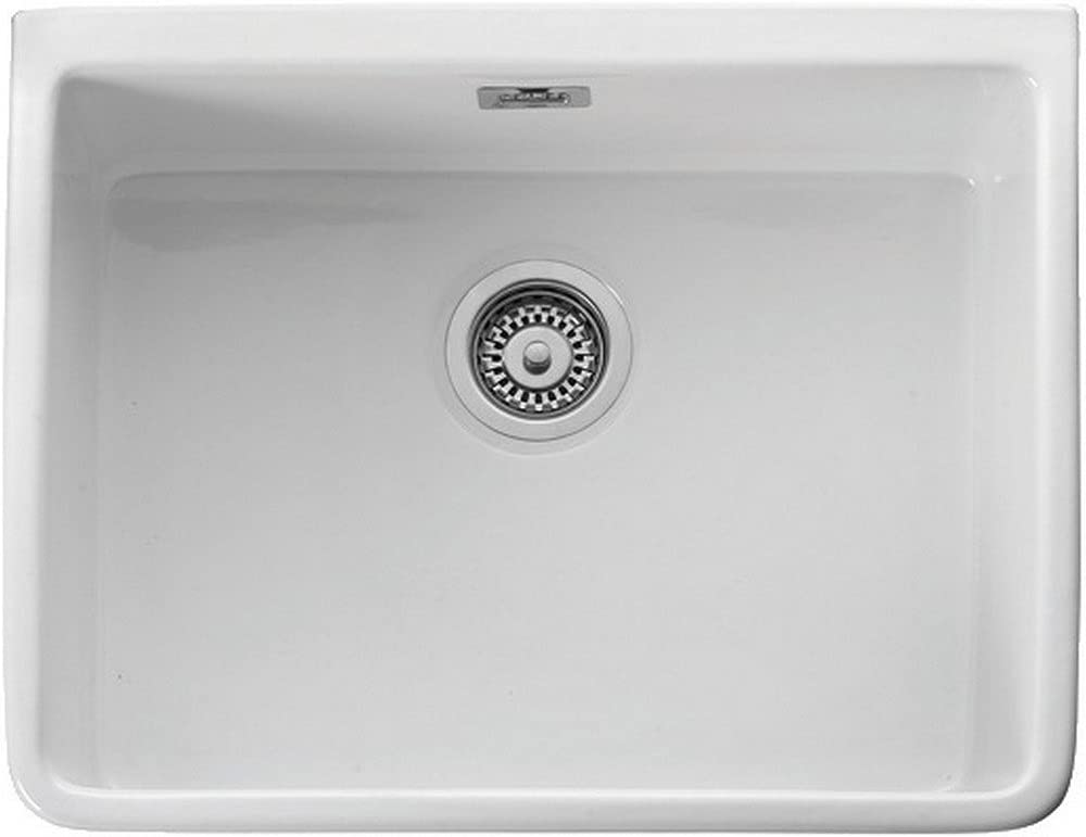 Available in a variety of Styles Sizes and Finishes WORKTOP EXPRESS Rangemaster Sink collection Chrome Waste Kit - For Double Bowl Belfast Sink
