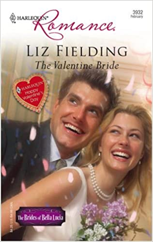 The Valentine Bride by Liz Fielding