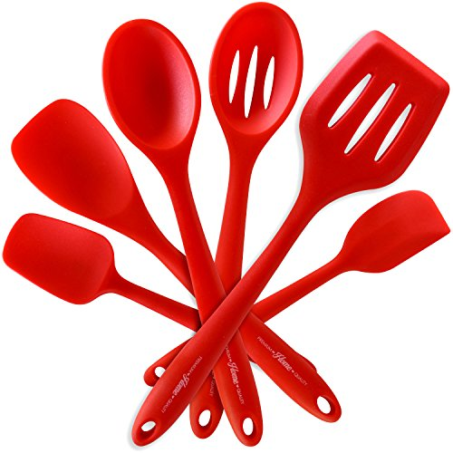 Premium Silicone Kitchen Cooking Utensils product image