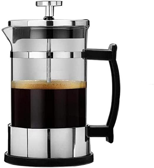 YANODA 350ml Manual Cafetera Espresso Maceta Olla Tetera De Vidrio ...