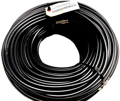 Canare 12G-SDI 4K UHD Single-Channel BNC Cable (150')