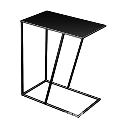 Remarkable Jaliv Personality C Shaped Frame Sofa Side Table Living Room Ncnpc Chair Design For Home Ncnpcorg