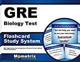 GRE Biology Test Flashcard Study System: GRE Subject Exam Practice Questions & Review for the Graduate Record Examination (Cards)