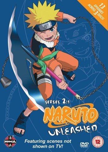 Naruto Unleashed - Series 2 Part 1 Reino Unido DVD: Amazon ...