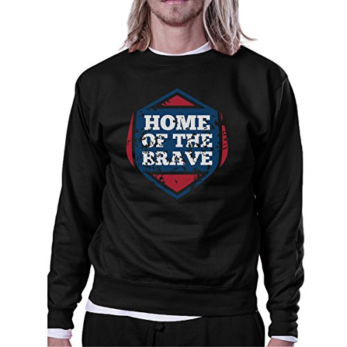The shirt Brave Unique Sweat Longues Of Femme Printing Manches Home Taille 365 UqwPEvxW