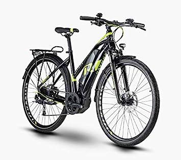 R Raymon TourRay E 4.0 - Bicicleta eléctrica de Trekking, Color ...