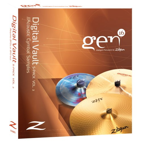 Price comparison product image Gen16 Digital Vault Sound Pack Vol. 2