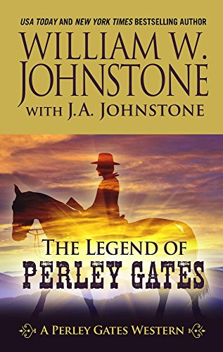 Book Cover: The Legend of Perley Gates