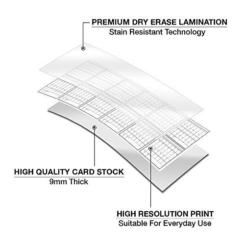 Large Dry Erase Wall Calendar 36 Quot X 96 Quot Premium