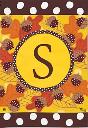 Breeze Art Fall Follies Monogram