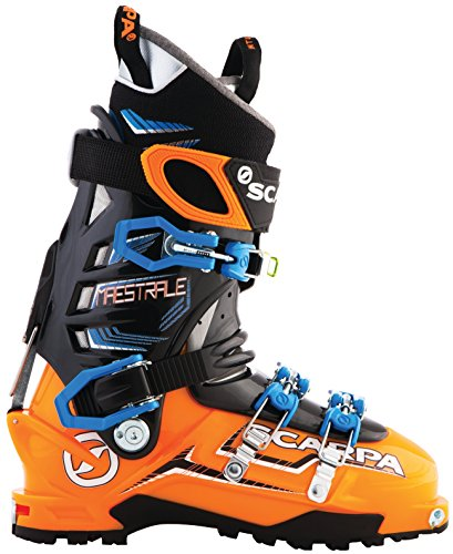 (Scarpa 12040/501.2 Mens Maestrale (F14), Orange/Royal Blue, 29.5)