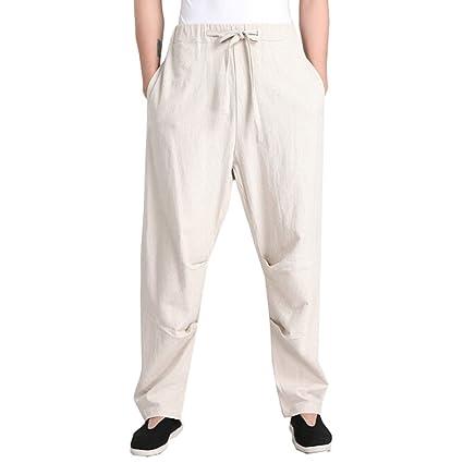 ZOOBOO artes marciales pantalones de un harén - Kung Fu ...