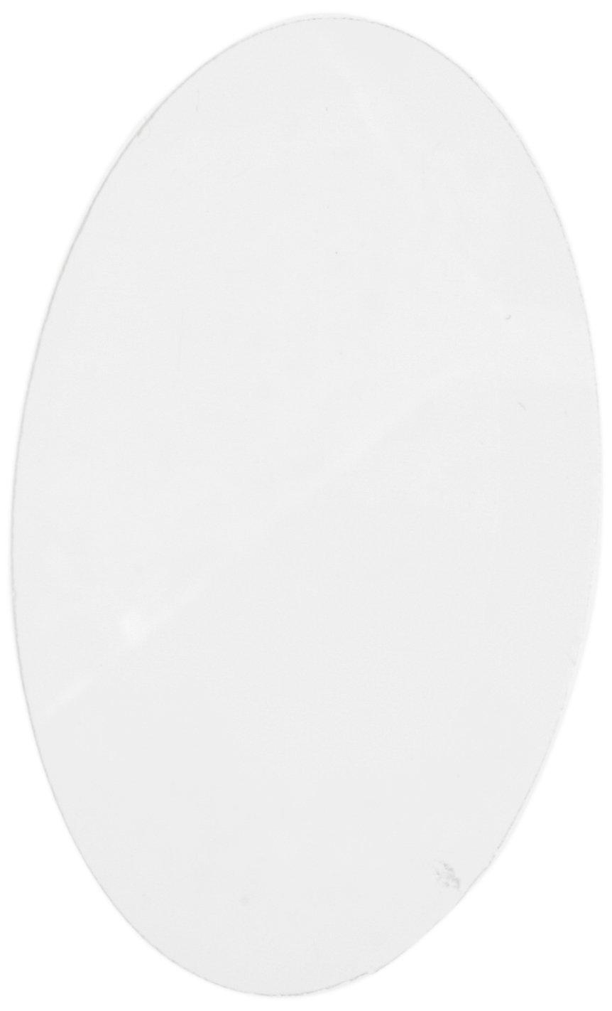 Harvard Apparatus CS-8R Round Cover Glass, No. 1 Thickness, 8mm Diameter (Pack of 100) by Harvard Apparatus