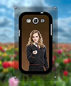Samsung Galaxy S3 i9300 Cell Phone Funda Case SINGER Drop Protection Brand New Durable Emma Watson Hipster Creative Drop Protection Drop Proof Cell Phone Cover with boys - by Kanel