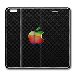 Apple Wide Screen Standing Leather Smart Cover Case Exclusive for iPhone 6 Screen