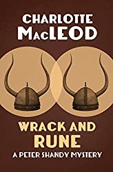 Wrack and Rune (The Peter Shandy Mysteries Book 3)