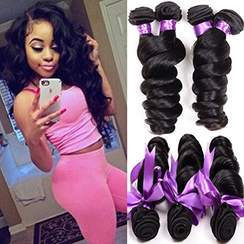 wet and wavy hair bundles - 9