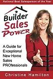 Builder Sales Power, Christine Hamilton, 1495908666