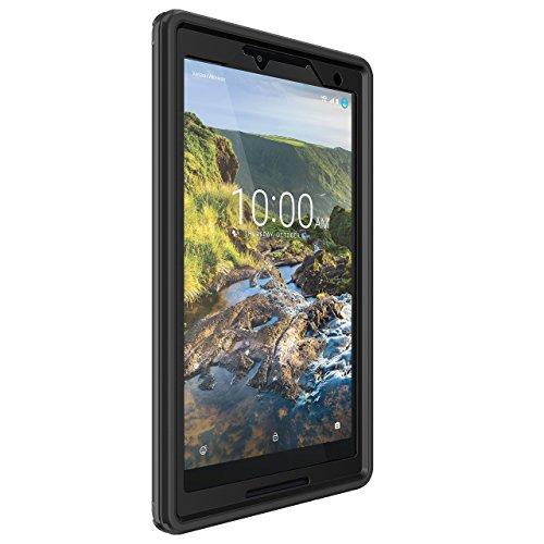 OtterBox DEFENDER SERIES Case for Verizon Ellipsis 8 HD - Retail Packaging - BLACK (Renewed) (Ellipsis 8 Case Otter Box)