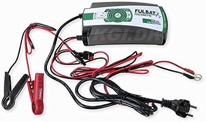 Cargador batería moto FULBAT fulload F12 1/8/12 A - 12 V ...