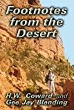 Footnotes from the Desert, H. W. Coward and Gee Jay Blanding, 1627097147