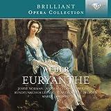 Euryanthe, Act II: No. 14. Finale 'Laß mich empor zum Lichte wallen' (Euryanthe, König, Lysiart, Adolar, Männerchor)