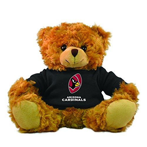 - Gulf Coast Sales NFL Arizona Cardinals Hoodie Bear, Brown, 9-inch