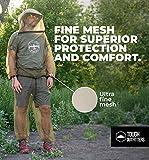 Mosquito Suit - Net Bug Pants & Jacket w/ Hood