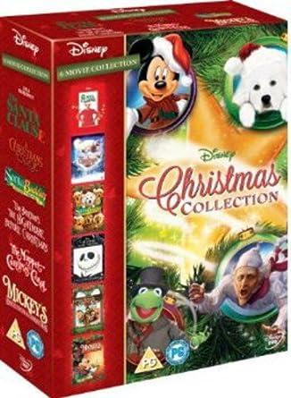 Disney Christmas Collection [Reino Unido] [DVD]: Amazon.es: Cine y ...