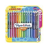 Paper Mate InkJoy Gel Pens, Medium Point, Assorted Colors, 16-Count