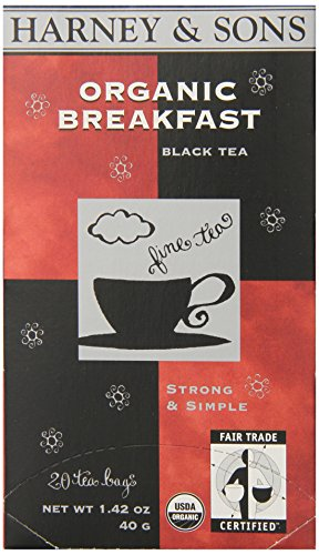 Harney and Sons Premium Tea Bags, 20 Count