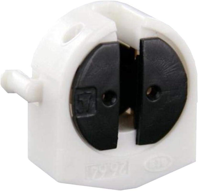 rotary locking T5 miniature bipin lampholder LH0842 BJB 2.620.2006.50 Unshunted