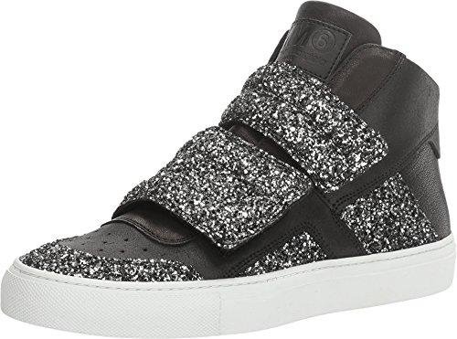 mm6-maison-margiela-womens-mixed-glitter-high-top-black-silver-glitter-shoe