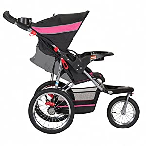 Baby Trend Expedition Jogger Travel System, Bubble Gum