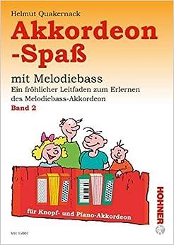 Book Akkordeon-Spass Bd. 2: (German Text)