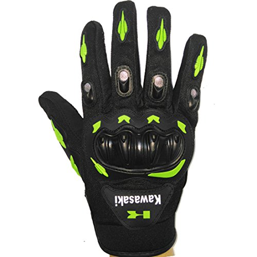 ZAHNG Motorcycle Gloves KTM Kawasaki Men Cycling Racing Moto Glove Motorbike Full Finger Bike Protect Motocicleta Guantes Luvas