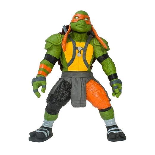 Wild TN Tortugas Ninja, Figuras De Acción Móviles, Modelo De ...