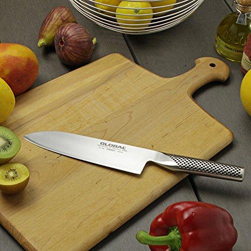 Global G-46-7 inch, 18cm Santoku Knife by Global (Image #3)