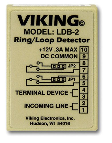 New Viking Electronics Loop And Ring Detect Board For Ring & Line