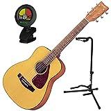 Yamaha JR1 3/4 Scale Mini Folk Guitar w/Guitar Stand and Tuner
