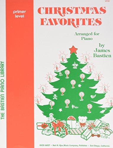 - WP48 - Christmas Favorites - Primer Level