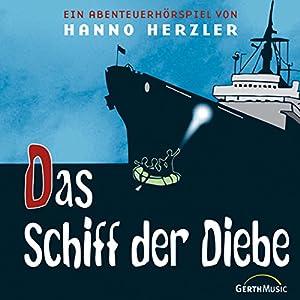 Das Schiff der Diebe (Wildwest-Abenteuer 6) Hörspiel