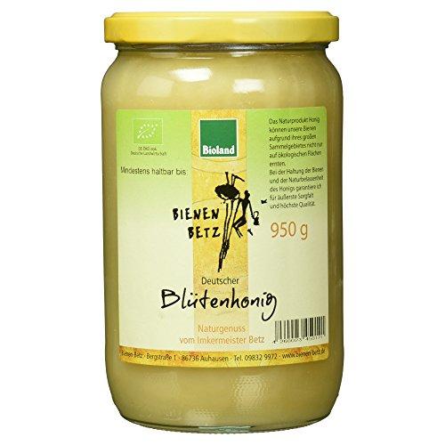 Bienen Betz Bio Blütenhonig, 950 g