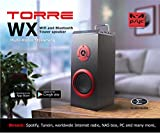 Sumvision PSYC Torre WX Wi-Fi Bluetooth Tower Speaker Multi Room, Spotify, Music Streaming